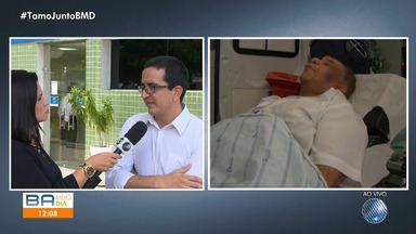 Internado na Bahia, cantor Agnaldo Timóteo tem piora no estado de saúde - Artista está na UTI do Hospital Roberto Santos após sofrer um AVC.