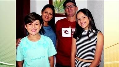 Corpos de seis brasileiros mortos no Chile são velados hoje em Biguaçu (SC) - Família morreu por intoxicação com monóxido de carbono. A principal suspeita é que o gás tenha vazado do aquecedor de água.