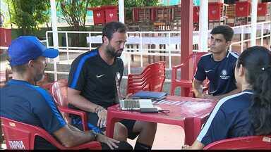 Inter de Milão busca jovens talentos do futebol na Paraíba - Inter de Milão busca jovens talentos do futebol na Paraíba