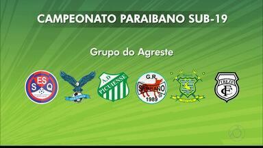 Confira como será disputado o Campeonato Paraibano Sub-19 - Confira como será disputado o Campeonato Paraibano Sub-19