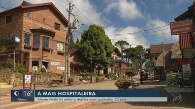 Monte Verde, distrito de Camanducaia, é eleito o destino mais hospitaleiro do Brasil - Monte Verde, distrito de Camanducaia, é eleito o destino mais hospitaleiro do Brasil