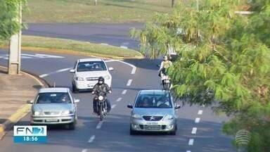 Motociclistas jovens são as principais vítimas de acidentes de trânsito no Oeste Paulista - Registros de mortes no trânsito são maiores que homicídios dolosos.