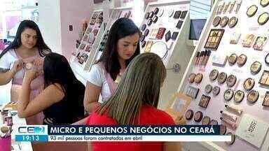 Micro e pequenas empresas garantem boas oportunidades de emprego no Ceará - Confira mais notícias em g1.globo.com/ce