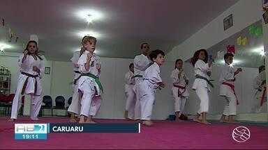 Atletas de alto rendimento se preparam para representar cidade em fase final de campeonato - Campeonato brasileiro será no Rio Grande do Sul.
