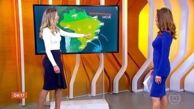 Massa de ar polar chega ao Norte de país - A previsão um dia mais frio Rondônia e Acre. No Para, o dia sera quente. Confira a previsão para todo o país.