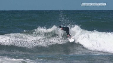 Sessão De Surfe Na Califórnia Com Taylor Knox