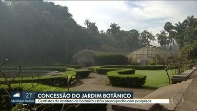Assembleia Legislativa deve votar o projeto de concessão do Jardim Botânico e do Zoo - A Assembleia Legislativa deve votar nos próximos dias o projeto de concessão à iniciativa privada do Jardim Botânico, do Zoo de São Paulo e do Zoo Safari. Cientistas do Instituto de Botânica estão preocupados com as pesquisas.