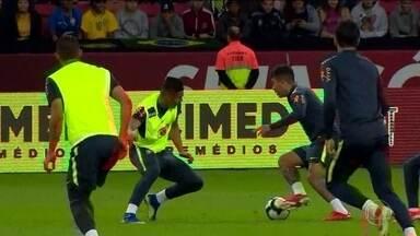 Tite escala Seleção sem Neymar para último amistoso antes da Copa América - Willian, chamado pro lugar do camisa 10, não começa como titular contra Honduras.