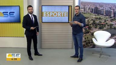 Confira as notícias do esporte desta segunda (10/06) - Thiago Barbosa fala sobre Jogos Escolares e destaca rodada do fim de semana nas Séries C e D do Campeonato Brasileiro.