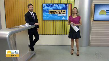 Michele Costa fala sobre a previsão do tempo para esta segunda-feira - Michele Costa fala sobre a previsão do tempo para esta segunda-feira.