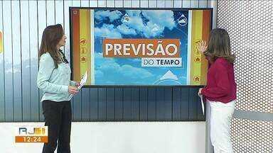 Meteorologia prevê segunda-feira de tempo firme no Sul do Rio - Não há possibilidade de chuva na região.