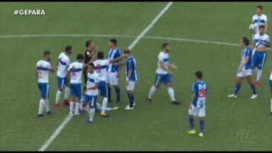 Com um a menos, Paysandu empata com o Atlético Acreano - Marcos Antônio é expulso e Papão acumula sete jogos sem vitória