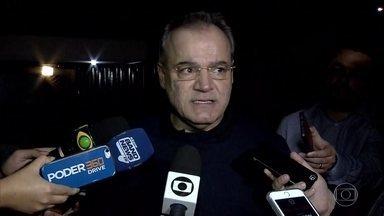 Relator da reforma da Previdência apresentará texto da proposta na quinta (13), na Câmara - Deputado Samuel Moreira, do PSDB, passou o fim de semana discutindo os últimos detalhes do texto que ele deve apresentar na próxima quinta-feira (13) à Comissão Especial da Câmara dos Deputados.