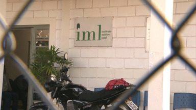 Repórter André Luiz Rosa está no IML e atualiza as informações - Veja os mortos já confirmados.