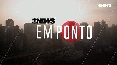 GloboNews Em Ponto - Bloco 3