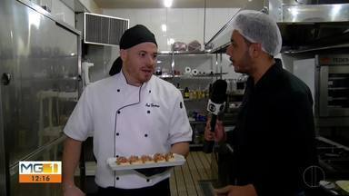 Aprenda a fazer uma deliciosa receita para celebrar o Dia dos Namorados - Chefe dá dicas para o preparo de um cardápio especial.