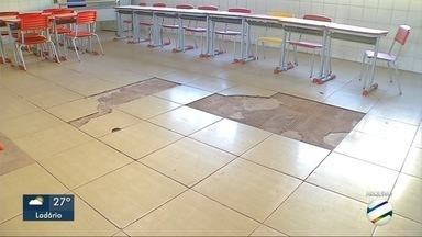 Secretária de educação de Ladário não explica sobre atraso das obras em escolas - Em Ladário.