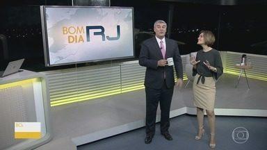 Bom Dia RJ - Edição de quarta-feira, 12/06/2019 - As primeiras notícias do Rio de Janeiro, apresentadas por Flávio Fachel, com prestação de serviço, boletins de trânsito e previsão do tempo.