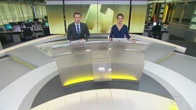 Jornal Hoje - Edição de quarta-feira, 12/06/2019 - Os destaques do dia no Brasil e no mundo, com apresentação de Sandra Annenberg e Dony De Nuccio