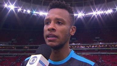 """""""Temos que jogar"""", diz Jordi após derrota para o Flamengo - """"Temos que jogar"""", diz Jordi após derrota para o Flamengo"""