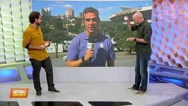 Alexandre Oliveira traz as informações para quem vai ao Morumbi ver Brasil x Bolívia - Alexandre Oliveira traz as informações para quem vai ao Morumbi ver Brasil x Bolívia