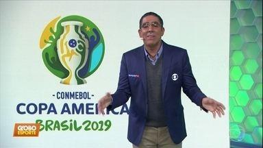 Soy loco por Copa América: Marcelo Adnet tira onda com os narradores da Globo - Soy loco por Copa América: Marcelo Adnet tira onda com os narradores da Globo