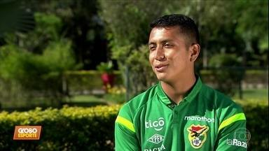 Conheça a história do Roberto Carlos, lateral-esquerdo... da Bolívia!!! - Conheça a história do Roberto Carlos, lateral-esquerdo... da Bolívia!!!