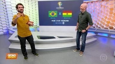 Globo Esporte SP - 14/06/2019 - íntegra - Globo Esporte SP - 14/06/2019 - íntegra