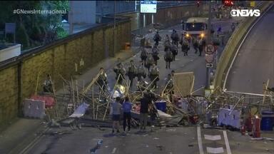 As manifestações de Hong Kong e suas consequências