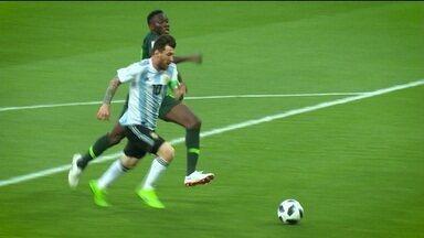 Pressionada por títulos, Argentina estreia na Copa América contra a Colômbia - Pressionada por títulos, Argentina estreia na Copa América contra a Colômbia
