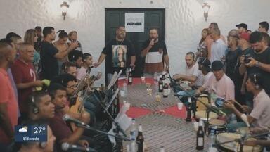Projeto 'Baixada Sambista' revela compositores na região - Segunda edição do projeto conta com várias novidades.