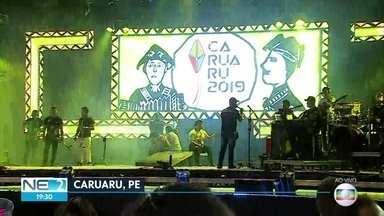 Terceiro fim de semana de festas juninas em Caruaru tem show de Luan Estilizado - Saia Rodada é outra atração do São João na cidade neste sábado (15).