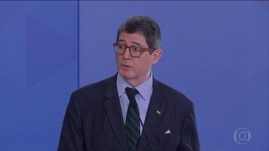 Anúncio do nome do novo presidente do BNDES gera expectativa em Brasília - Joaquim Levy pediu demissão do cargo neste domingo (16), um dia depois de ser criticado publicamente pelo presidente Jair Bolsonaro.