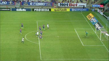 Fortaleza 2 x 1 Cruzeiro