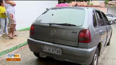 Adolescente de 15 anos foi atingida por uma bala perdida em Caruaru - Ela foi atingida durante uma tentativa de assalto.