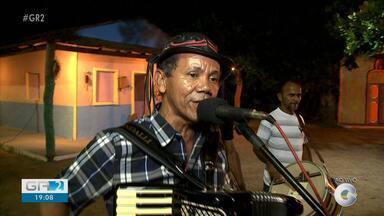 Raimundinho do Acordeon anima edição especial do GR2 junino - O cantor é vencedor do Grammy Latino de 'Melhor Canção Brasileira'.