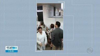 Deputados estaduais visitaram o hospital de urgência e emergência nesta terça-feira - O objetivo é colher informações para serem questionadas ao secretário estadual da saúde, Valberto de Oliveira, que deverá apresentar um panorama da saúde do estado, na próxima semana, na Casa Legislativa.