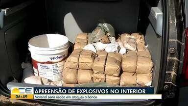 Mateus Ferreira traz as informações do plantão policial no Norte do Ceará - Caixão com pessoa morta dentro foi parar no meio da rua.
