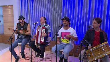 Banda Falamansa se apresenta em Porto Alegre em bar que transmite Copa América ao vivo - Show de forró acontece após partida entre Argentina e Paraguai que inicia às 21h30.