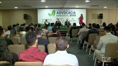 Congresso Brasileiro de Advocacia Ambiental é realizado em São Luís - Entre os temas em debate, estão os recursos tecnológicos para a gestão de unidades de conservação.
