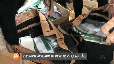 Vereador de Farroupilha é acusado de desviar R$ 1,1 milhão - Ele é investigado por apropriação indébita.