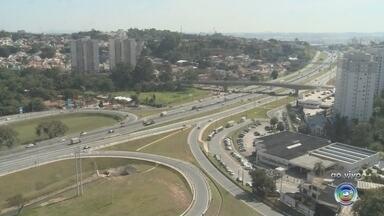 Feriado de Corpus Christi movimenta rodovias nas regiões de Sorocaba e Jundiaí - O feriado prolongado de Corpus Christi deve movimentar as rodovias nas regiões de Sorocaba e Jundiaí (SP).