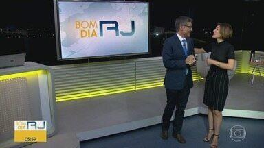 Bom Dia RJ - Edição de quinta-feira, 20/06/2019 - As primeiras notícias do Rio de Janeiro, apresentadas por Flávio Fachel, com prestação de serviço, boletins de trânsito e previsão do tempo.