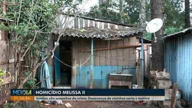 Jovem morta em Cascavel estava grávida - Segundo a PM, motivo do crime foi uma briga de vizinhos.