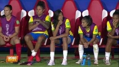Lesões atrapalham a Seleção feminina antes das oitavas da Copa do Mundo - Lesões atrapalham a Seleção feminina antes das oitavas da Copa do Mundo