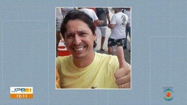 Suspeito de matar radialista em restaurante vira réu - Roberto Vicente Correia do Monte é acusado de matar um radialista em um restaurante no Centro de Campina Grande.