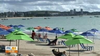 Feriado traz turistas a Maceió - Hotéis comemoram aumento de 5% em relação ao mesmo período do ano passado.