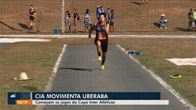 Copa Inter Atléticas começa em Uberaba - Confira os detalhes do evento.