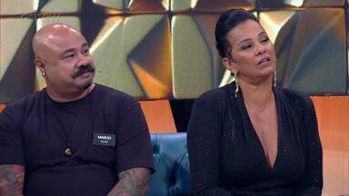 Solange Couto fala sobre relação com o marido e filho - Confira!