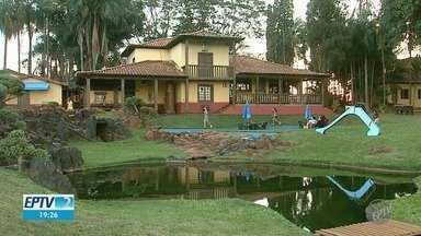 Movimento em hotéis fazenda aumenta no feriado prolongado na região de Ribeirão Preto - Belas paisagens, sossego e opções de lazer para toda a família agradam quem está de folga.